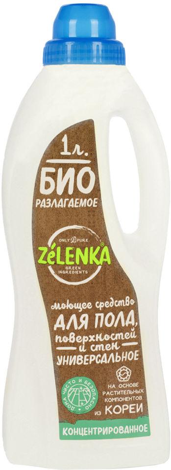 Чистящее средство Zelenka Для пола и стен 1л