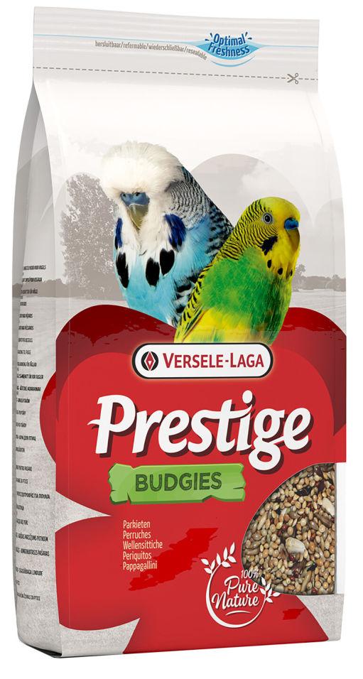 Корм для птиц Versele-Laga Budgies для волнистых попугаев 1кг