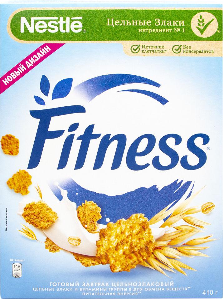 Хлопья Nestle Fitness из цельной пшеницы 410г