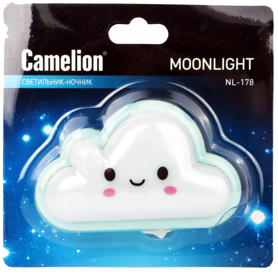 Ночник Camelion NL-178 Облако LED 220В с выключателем