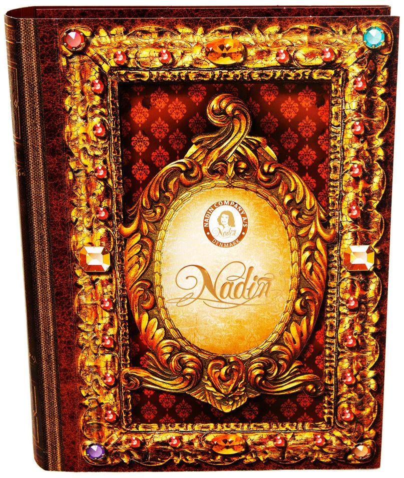 Подарочный набор YNadin Книжка 3 чая 225г
