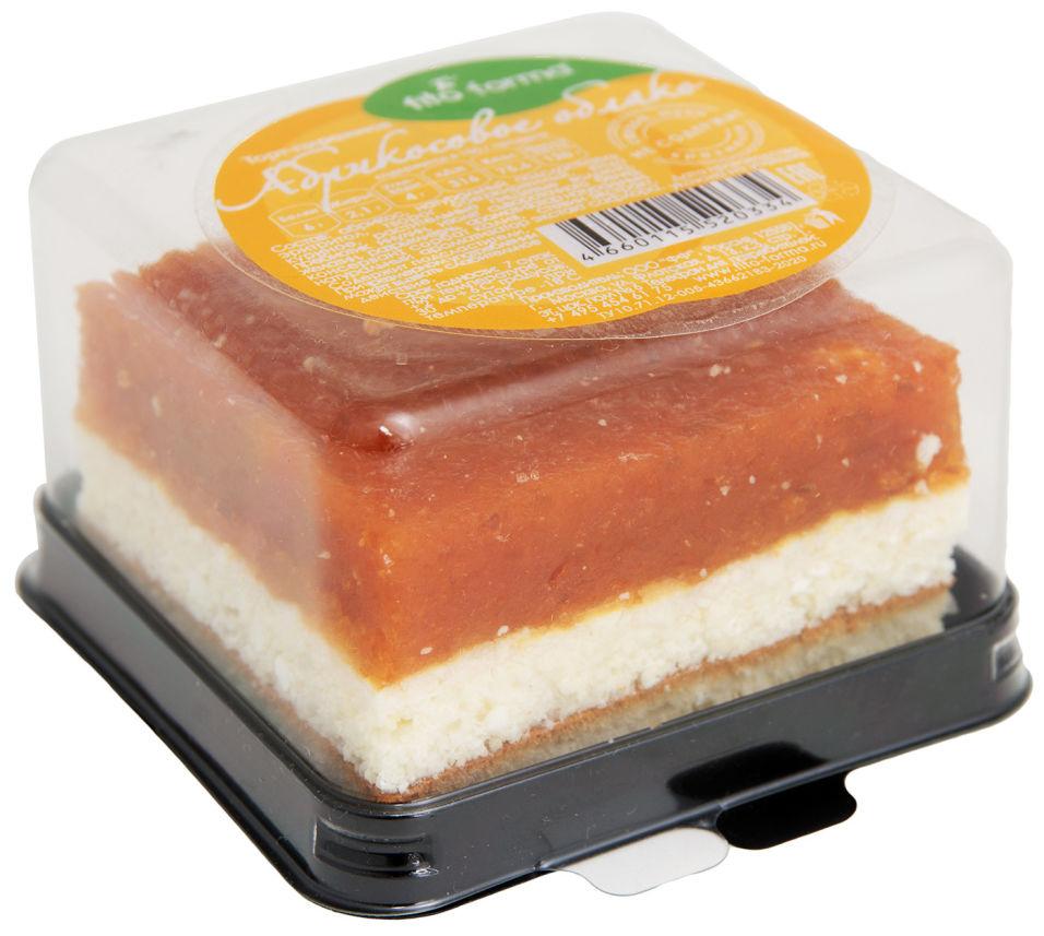 Торт-пирожное Fito Forma Абрикосовое облако 120г