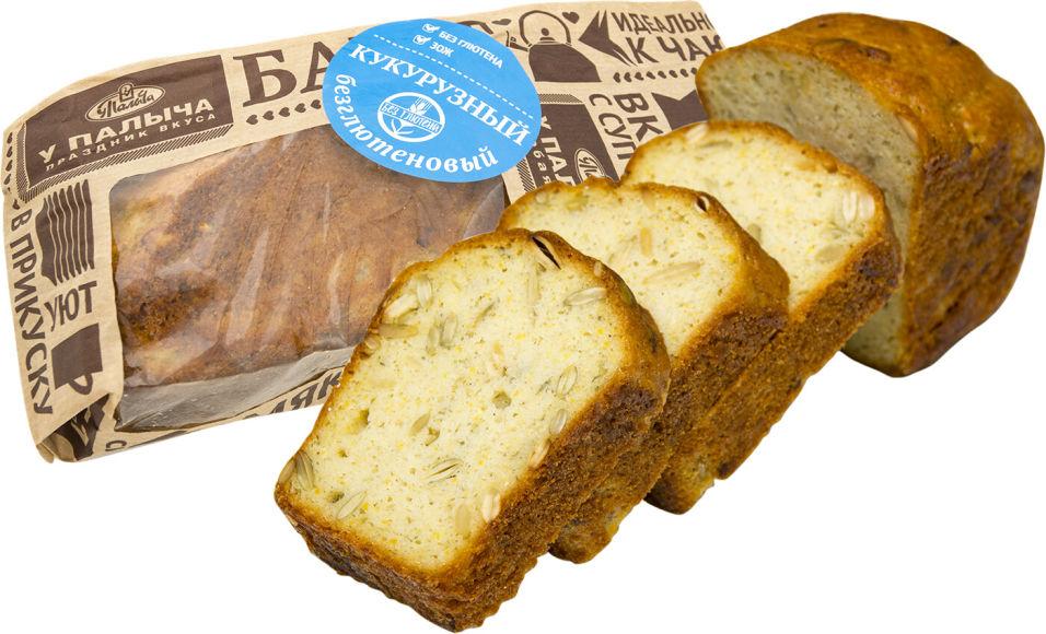 Хлеб У Палыча кукурузный без глютена 350г