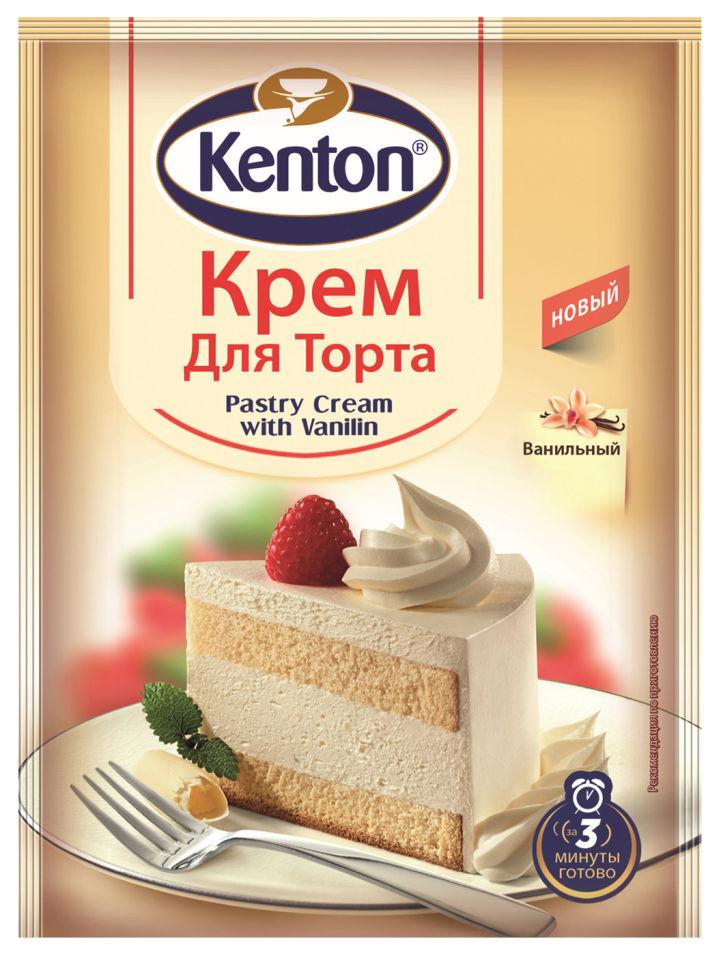 Крем Kenton ванильный 50г
