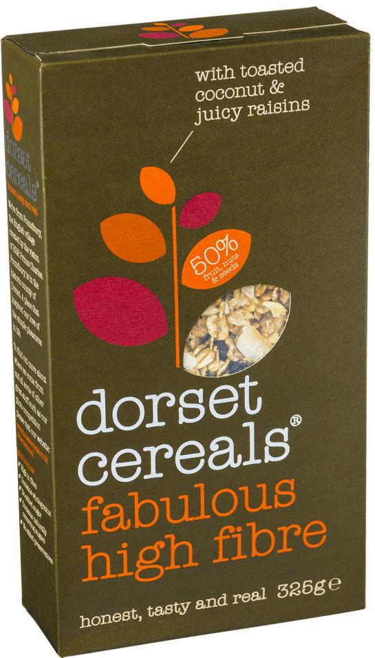 Мюсли Dorset Cereals Многозерновые Супер Хай Файбр 325г