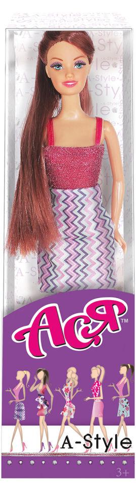 Кукла ToysLab Ася вариант 5 28см