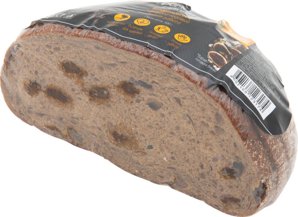 Хлеб Рижский Хлеб Ароматный с изюмом 300г