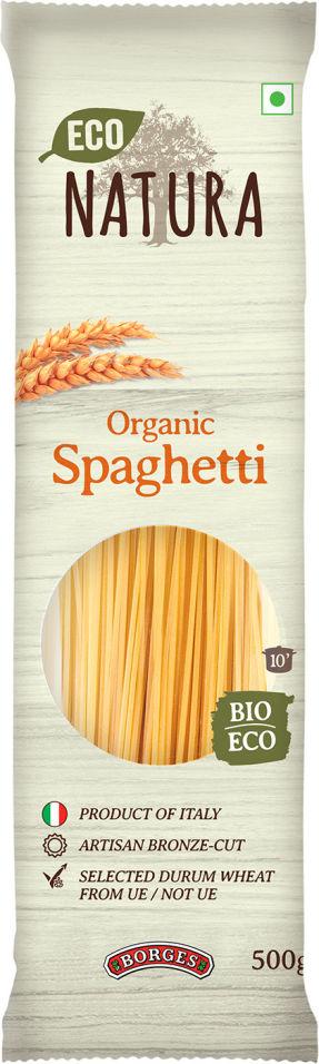 Макароны Pasta Eco Natura Spaghetti 500г