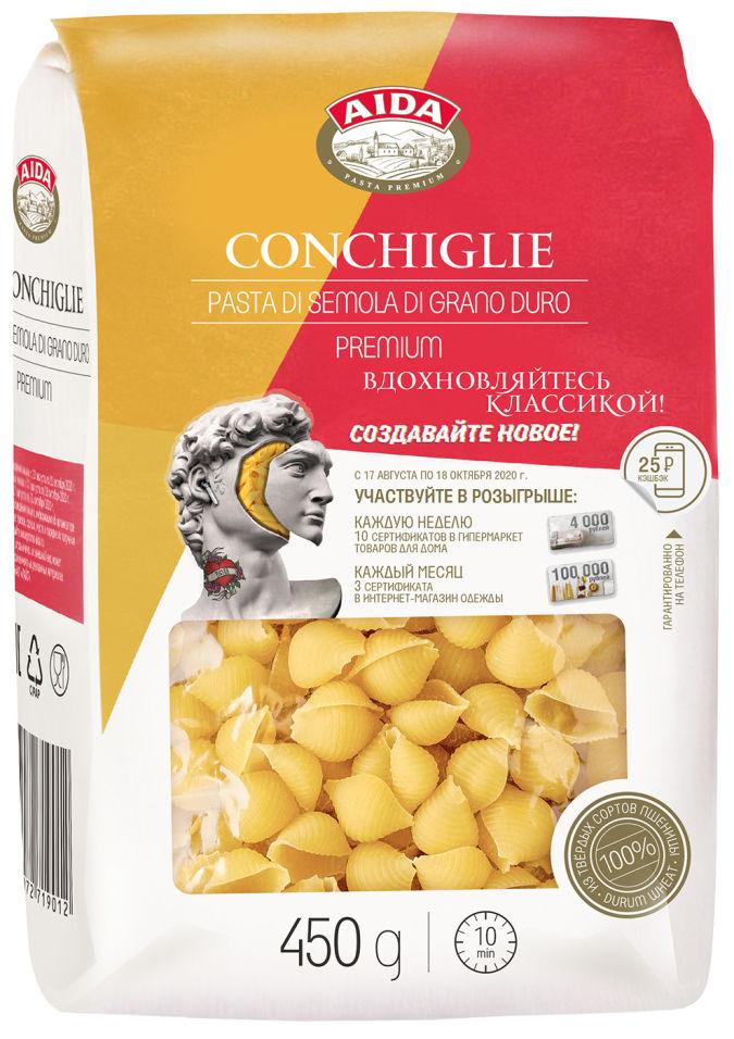 Макароны Aida Conchiglie 450г