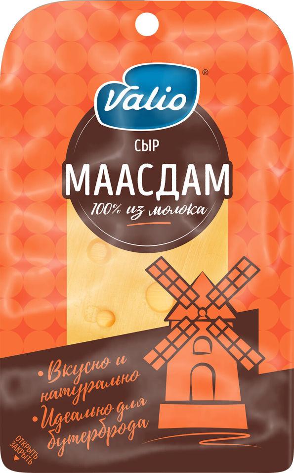 Отзывы о Сыре Valio Маасдам 45% 120г
