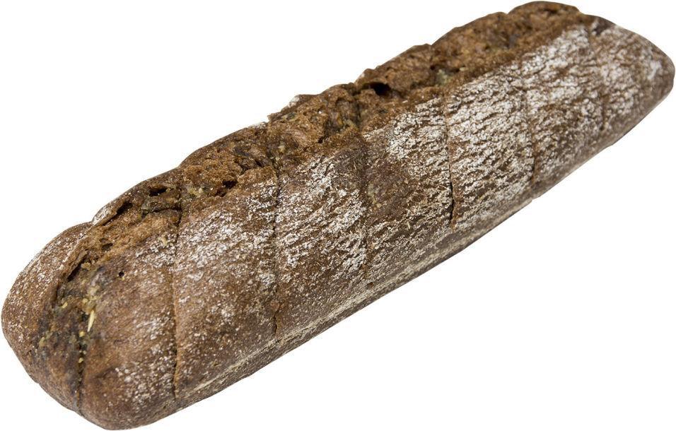 Отзывы о Половинке ржаного багета с чесноком 160г