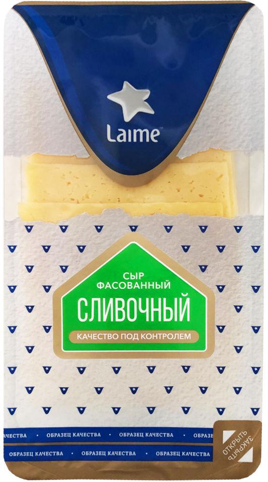Отзывы о Сыре Laime Сливочном 50% 150г