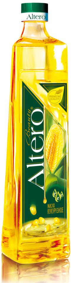 Отзывы о Масле кукурузном Altero 810мл