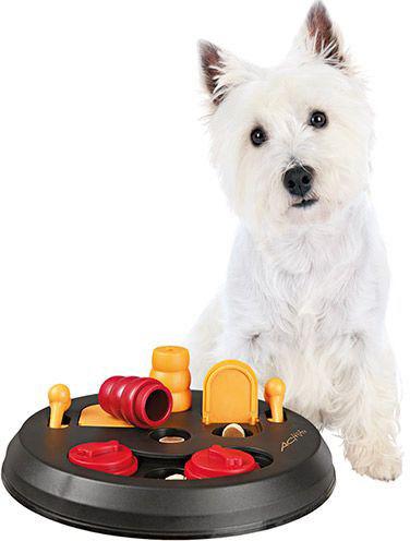Игрушка для собак Trixie Flip Board развивающая 23см