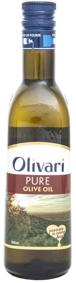 Масло оливковое Olivari Pure 500мл