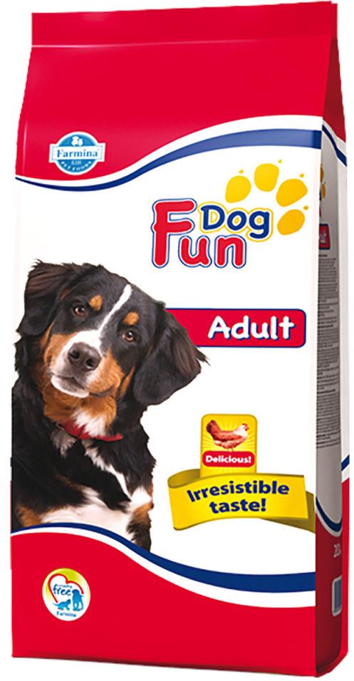 Отзывы о Корме для собак Farmina Fun Dog Adult Курица 20кг