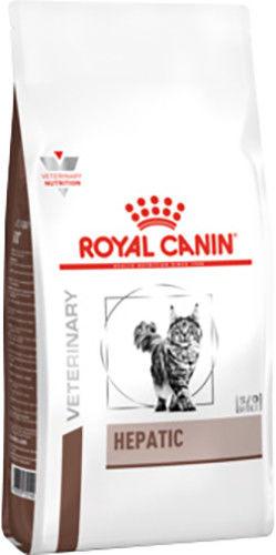 Сухой корм для кошек Royal Canin Hepatic 2кг