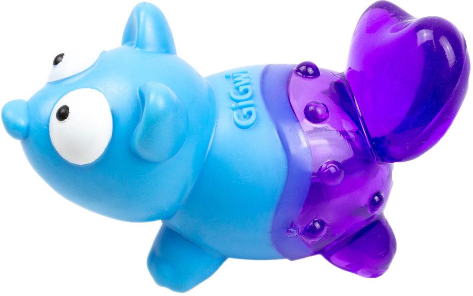 Игрушка для собак GiGwi Лиса с пищалкой
