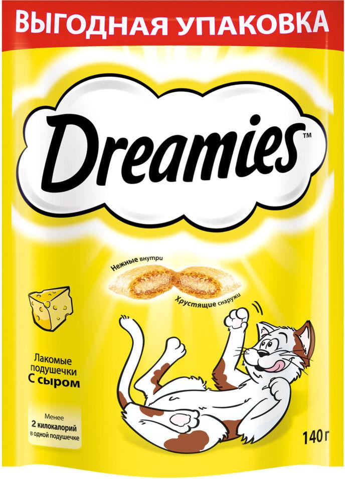 Отзывы о Лакомстве для кошек Dreamies с сыром 140г