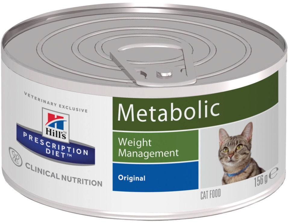 Корм для кошек Hills Prescription Diet при избыточном весе 156г
