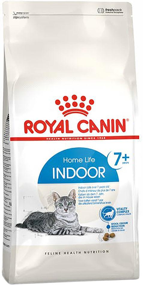 Корм для кошек Royal Canin Indoor 7+ 0.4кг