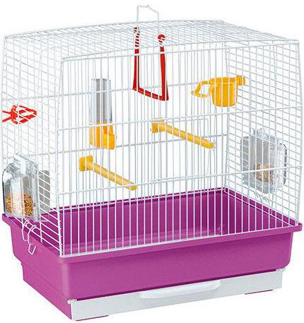 Клетка для птиц Ferplast Record 2 белая