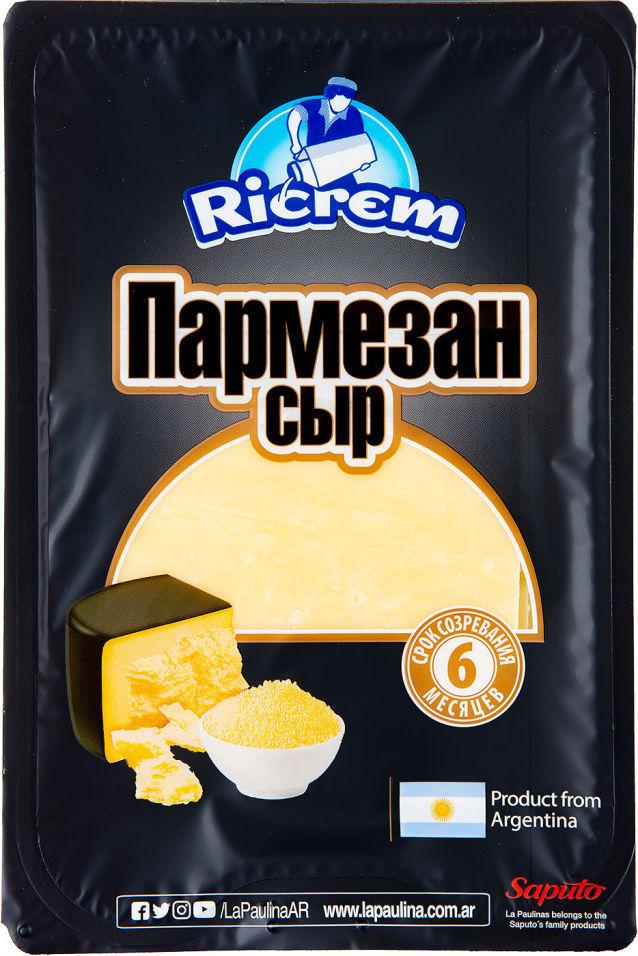 Отзывы о Сыре Ricrem Пармезан 42% 150г