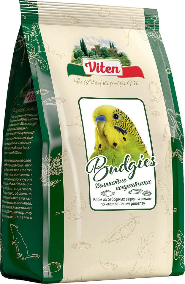 Корм для птиц Viten для волнистых попугайчиков 500г