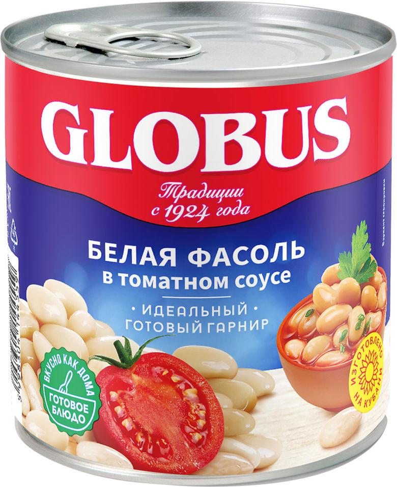 Отзывы о Фасоли белой Globus в томатном соусе 400г