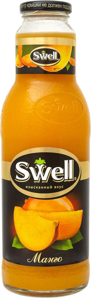 Нектар Swell Манго с мякотью 750мл