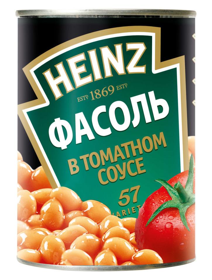 Отзывы о Фасоли Heinz в томатном соусе 415г
