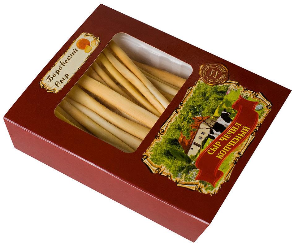 Отзывы о Сыре Боровском сыр Чечил копченый 43% 100г