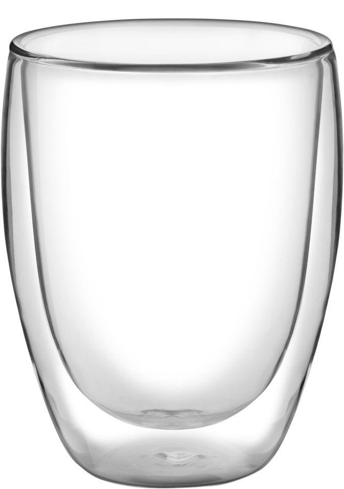 Отзывы о Наборе бокалов Apollo Mate с двойными стенками 350мл*2шт