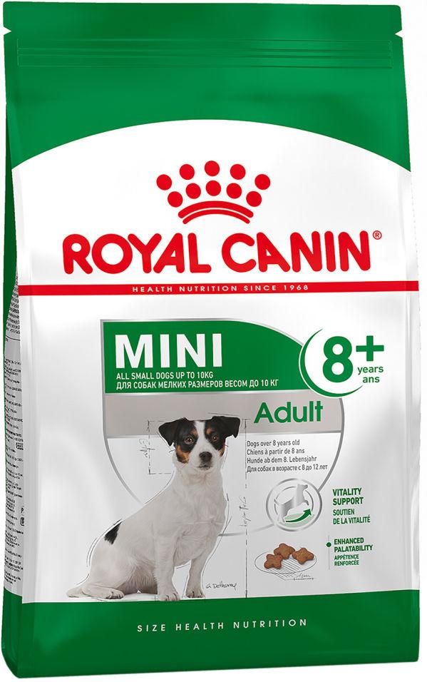 Корм для собак Royal Canin Mini 8+ 2кг
