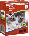 Корм для кошек Bozita Кусочки в соусе с говядиной 370г