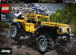 Конструктор LEGO Technic 42122 Jeep Wrangler