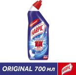 Средство дезинфицирующее для туалета Harpic Power Plus Original 700мл