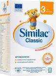 Смесь Similac Classic 3 молочная с 12 месяцев 600г