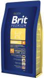 Сухой корм для собак Brit Premium Junior Medium с курицей 3кг