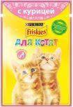 Корм для кошек Friskies с курицей 85г