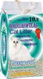 Наполнитель для кошачьего туалета Pussy-Cat Океанический впитывающий 10л
