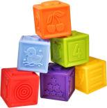 Игрушка Fancy baby Кубики Умняшки