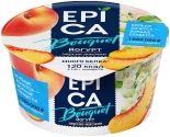 Йогурт Epica Bouquet Персик-жасмин 4.8% 130г