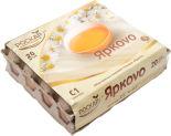 Яйца Роскар Яркоvо С1 коричневые 20шт