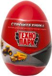 Игрушка Технопарк Стройтехника в яйце 7.5см