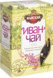 Чай черный Майский Иван-чай с лимонником и цедрой 75г