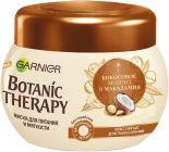 Маска для волос Garnier Botanic Therapy 3в1 Питание и мягкость Кокосовое молоко и макадамия 300мл