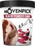 Мороженое Movenpick Сливочное Black forest cake 8.6% 300г