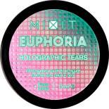 Глиттер для лица и тела MiXiT Euphoria голографический 15мл
