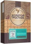 Сахар Золотой Тростник тростниковый нерафинированный в кубиках 400г